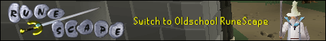 Switch to Oldschool RuneScape