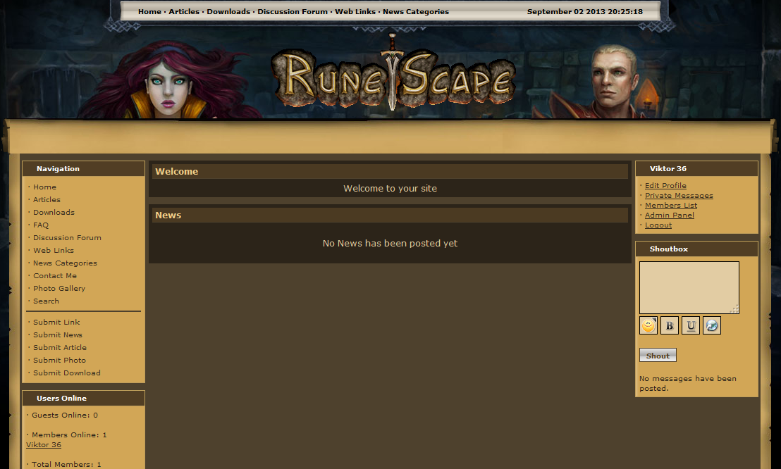 RuneScape 2.0